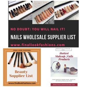 Wholesale Supplier Lists